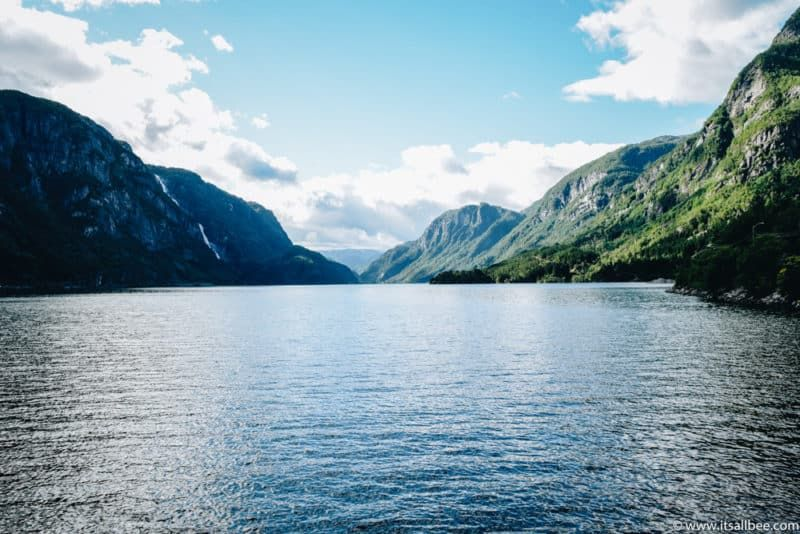 Odda Camping and Fjord Views That Will