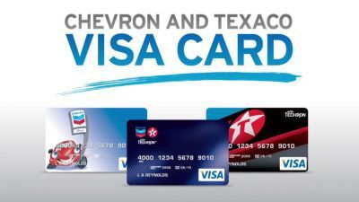 Activate Chevron And Texaco Credit Card Online Technology