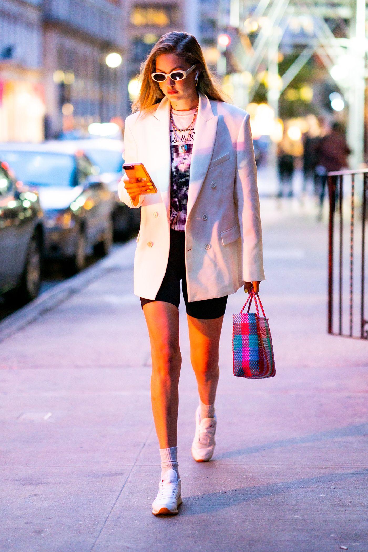 Celeb Look of the Week: Gigi Hadid Looking Extremely 2019