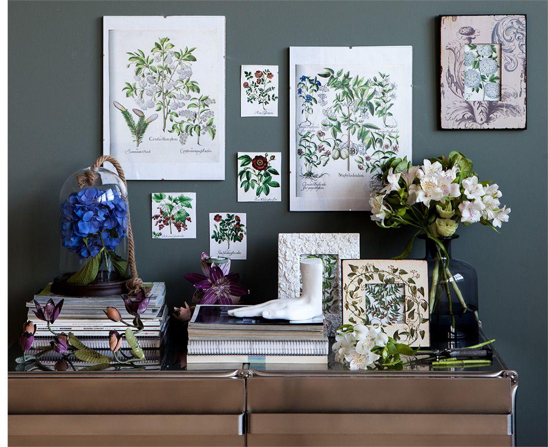 herbarium lookbook zara home sterreich projekty pinterest konsole flure und deko. Black Bedroom Furniture Sets. Home Design Ideas