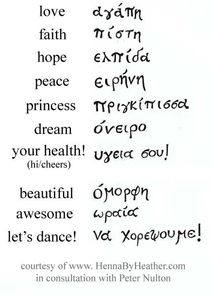 image result for faith hope love greek tattoo quotes