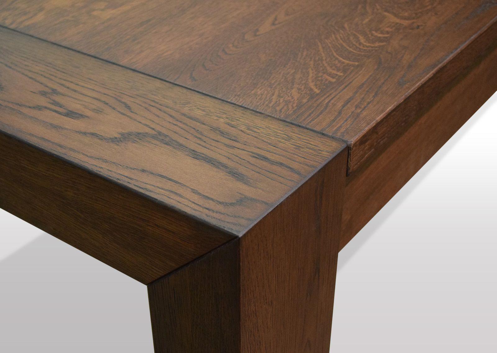 pin von auf esstisch eiche dunkel gebeizt ausziehbar esstisch eiche esstisch. Black Bedroom Furniture Sets. Home Design Ideas