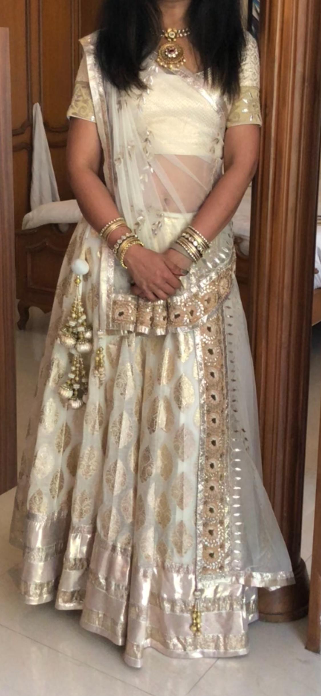 Falguni Chauhan Fashion, Saree, Sari