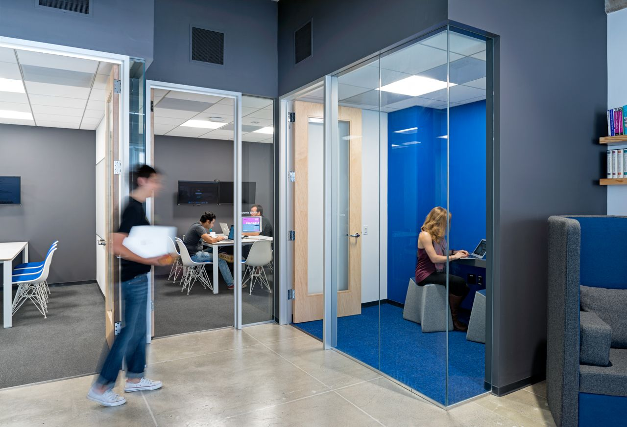 FENNIEMEHL Architects Office Interiors Thoughtworks San