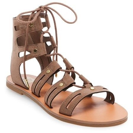 6f71700de287 Women s dv Gracelyn Lace Up Gladiator Sandals   Target