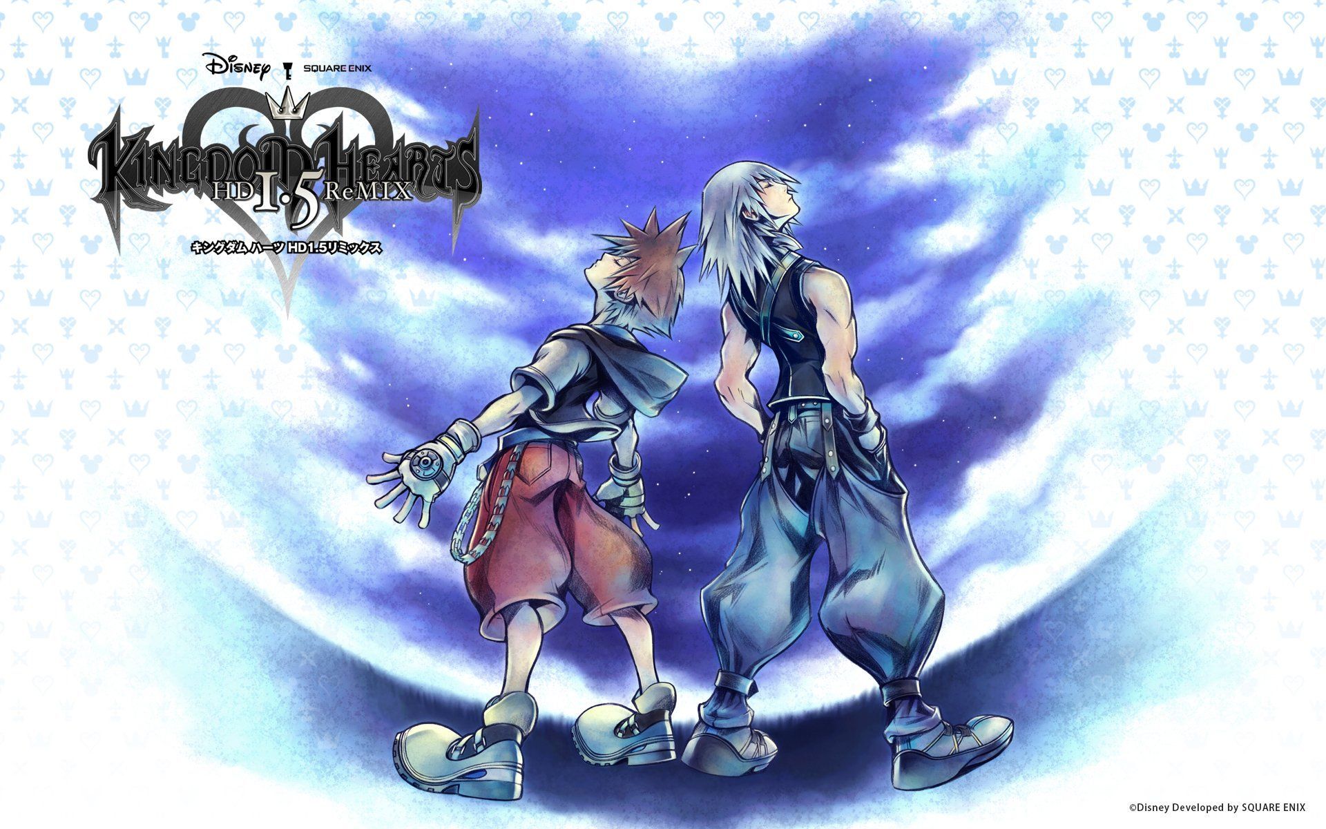 Kingdom Hearts Chain Of Memories Wallpapers Chain Of Memories