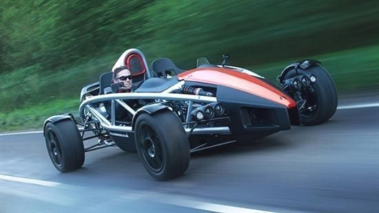 Ariel Atom 35 by Ariel Motor Company
