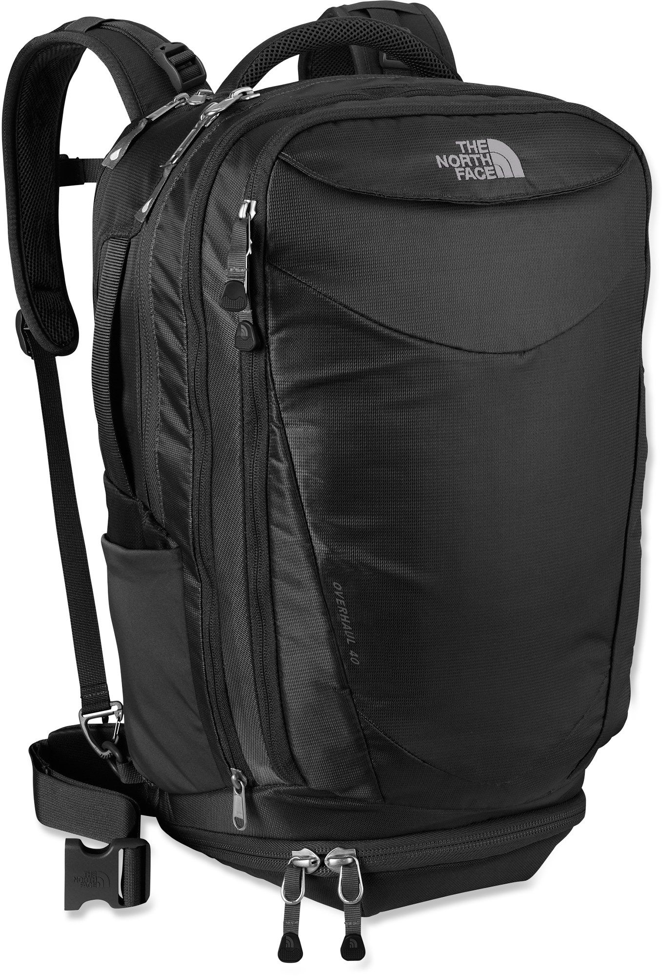 The North Face Overhaul 40 Laptop Pack - Free Shipping at REI.com 7f5dc9ebede14