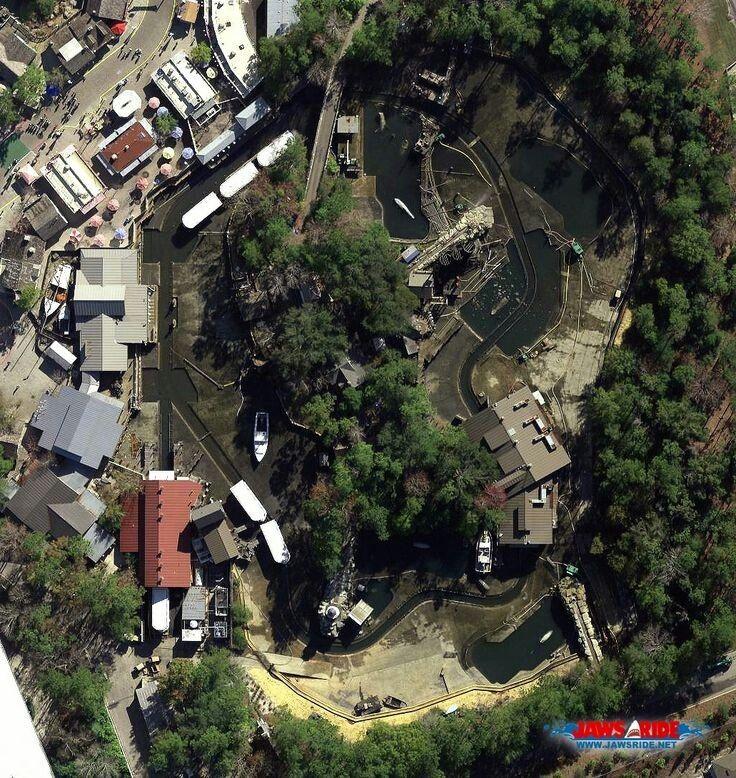 Universal Studios, Abandoned