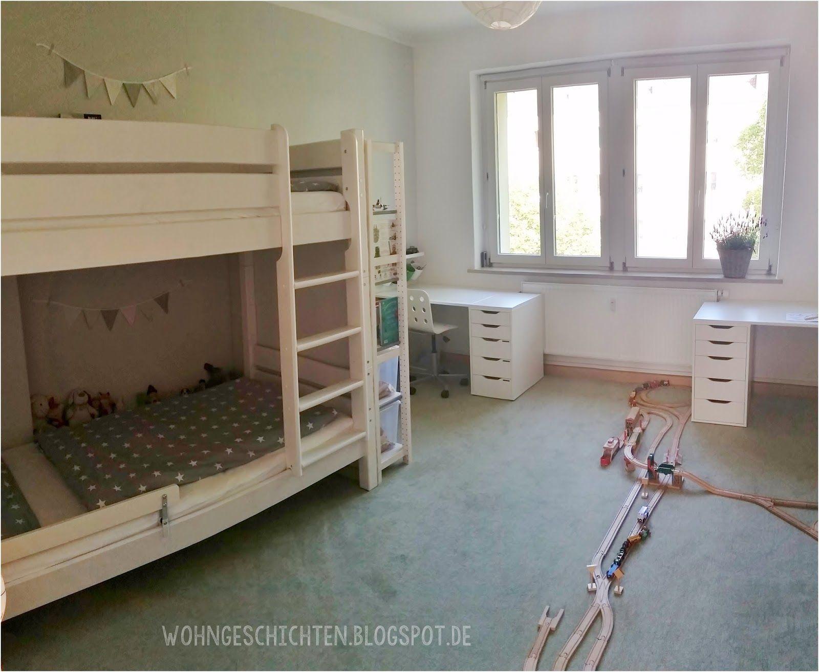 Kinderzimmer Mit Etagenbett : Design kinderzimmer hochbett etagenbett xxl stauraum schubladen