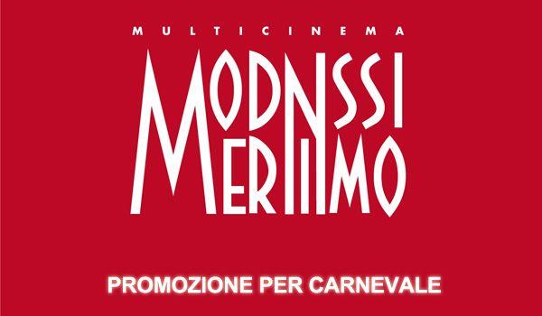 Carnevale al Cinema: biglietti scontati al Modernissimo di Napoli ...
