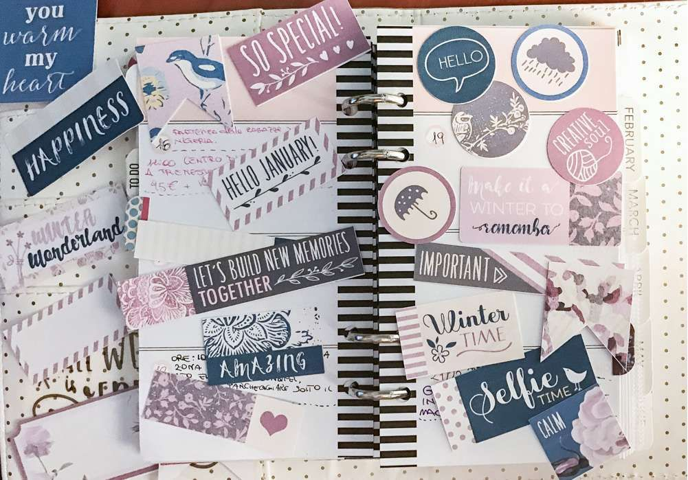 Collections :: Coordinated Collections :: Winter Wonderland :: Winter Wonderland - Inverno (Collection) by Valentina