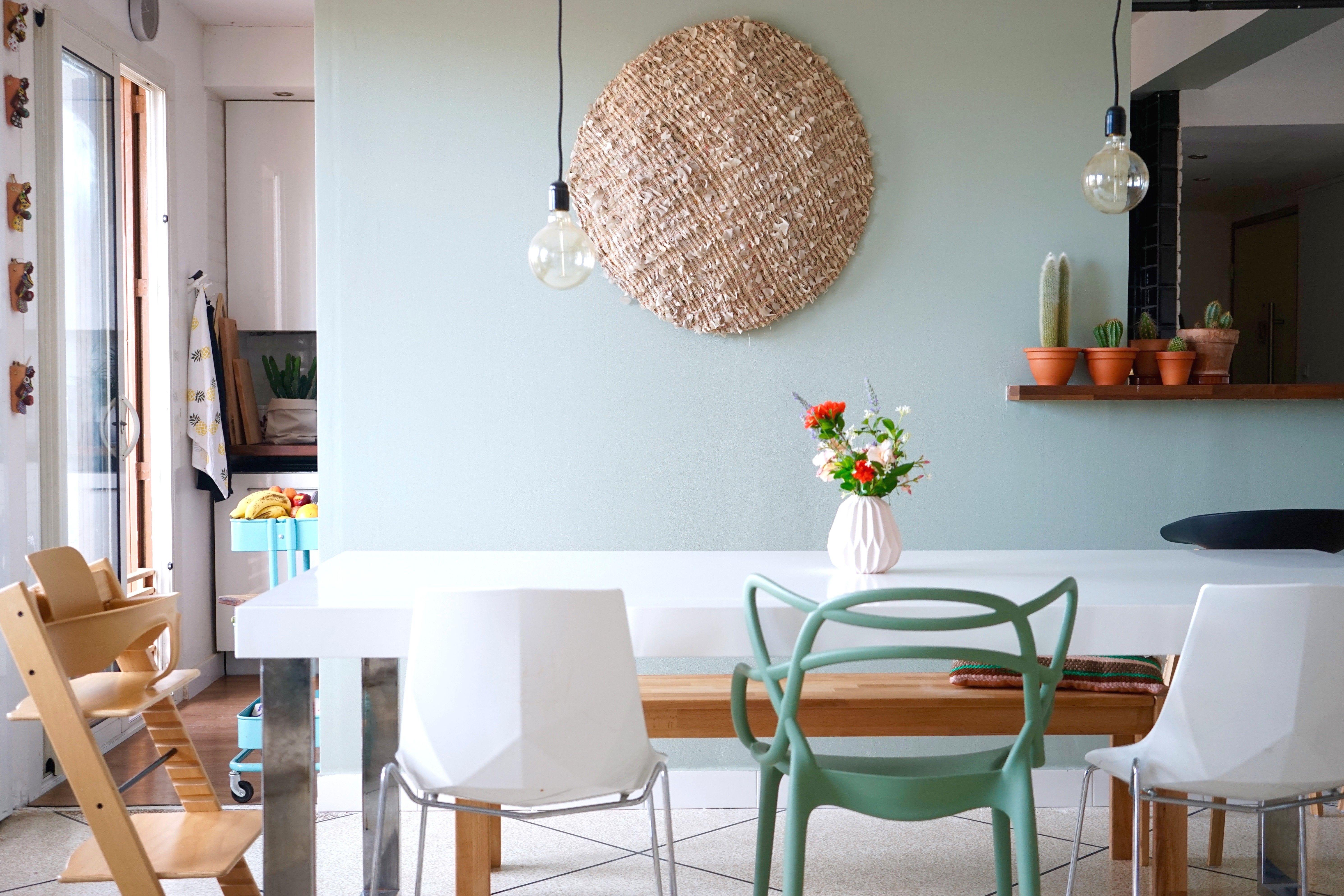 Peinture Gris Bleuté Clair deco bleu salon gris peinture pho blanche mur blanc clair