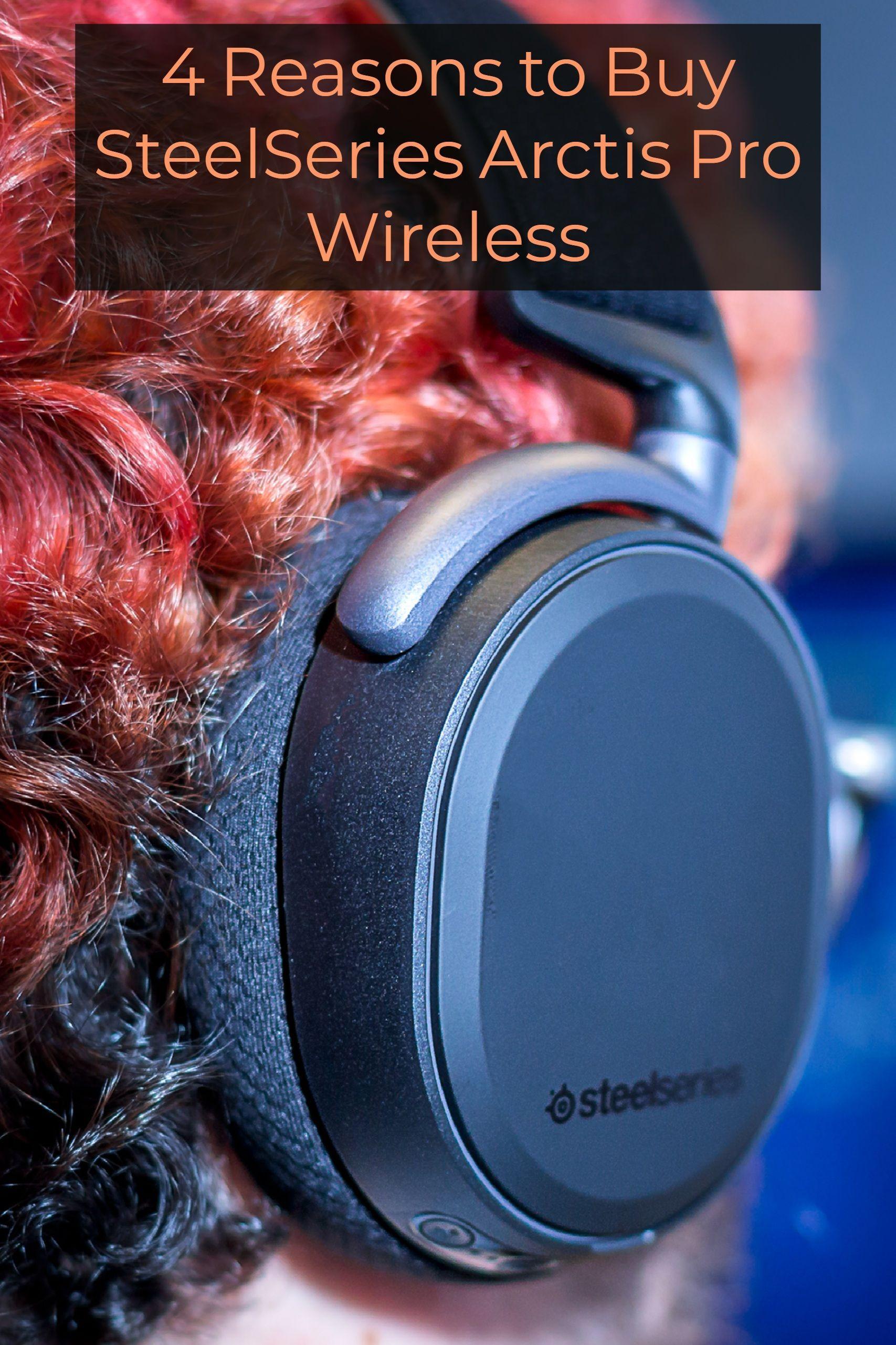 SteelSeries Arctis Pro Wireless   Editors' Choice: Reviews
