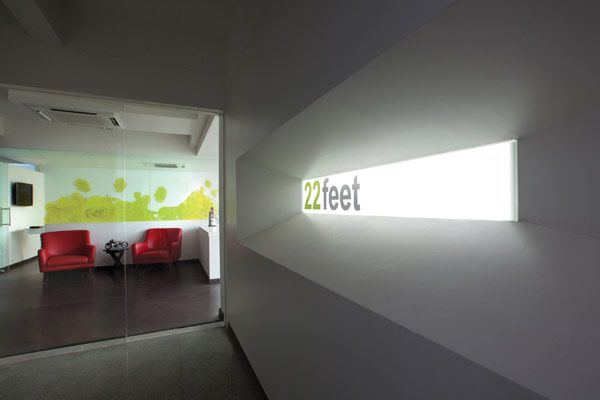 Modern Office Space 8 Advertising Agency Name Inspires Creative Design Concept WHITE CANVAS Offices