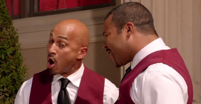 "And, of course, DA DINKLES! | ""Key & Peele"" Recap The First Four Seasons Of ""Game Of Thrones"""