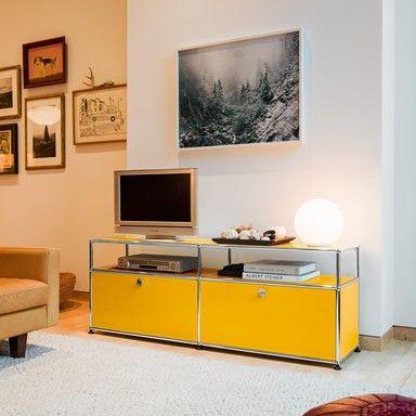 USM TV Sideboard, USM Haller