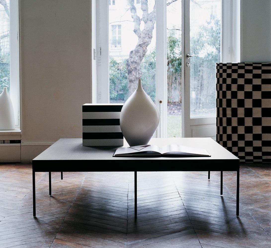 Ebe tavolino quadrato basso Tavolino da caffè, Tavolini
