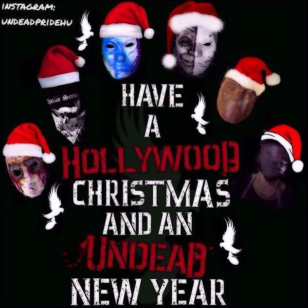 Hollywood Undead - Christmas In Hollywood Lyrics