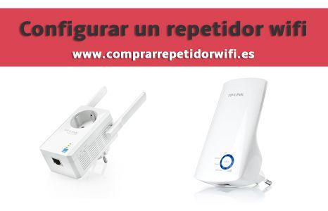 Cómo Configurar Un Repetidor Wifi Tp Link Tl Wa850re Antena Wifi Wifi Amplificador Wifi