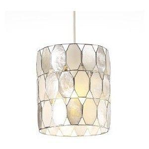 Delightful Alluring Capiz Pendant Light Cool Interior Decor Pendant With Capiz Pendant  Light Pictures