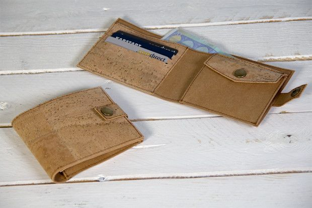 Geldbörsen aus Kork | Tasche nähen | Pinterest | Nähen, Taschen ...