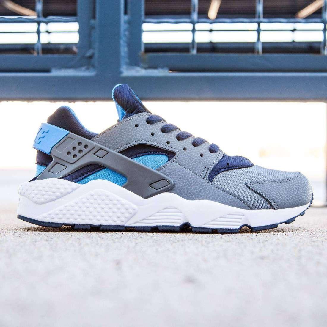 Nike Men Air Huarache (cool grey