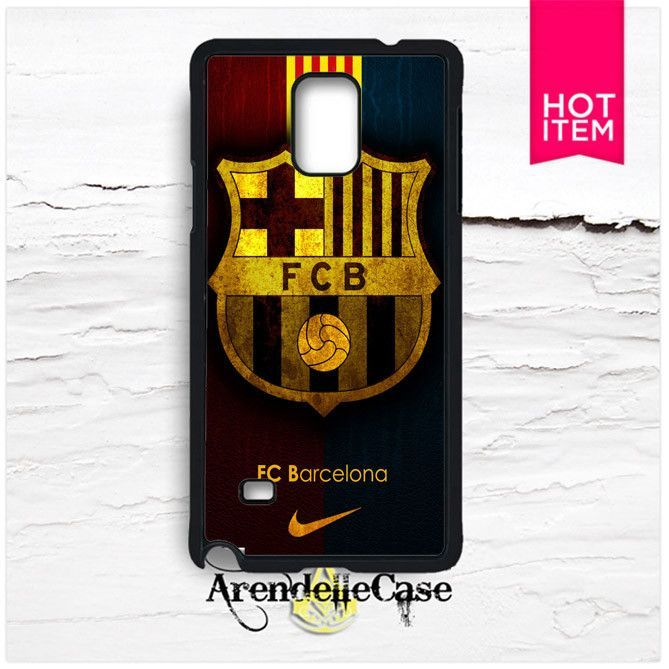 Barcelona Samsung Galaxy Note 4 Case