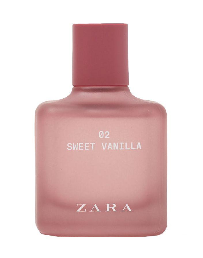 02 Sweet Vanilla Zara Parfem Novi Parfem Za žene 2017 Fashion