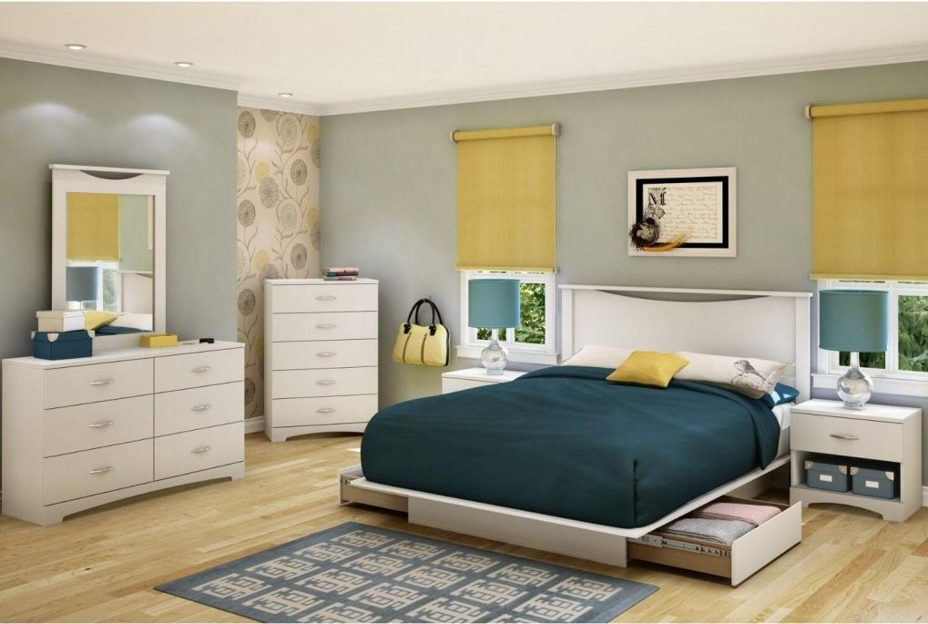 kreative kleine schlafzimmer storage design ideen  mehr