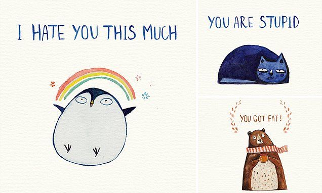 You got fat greeting cards for your worst enemies enemies and greeting cards for your worst enemies m4hsunfo