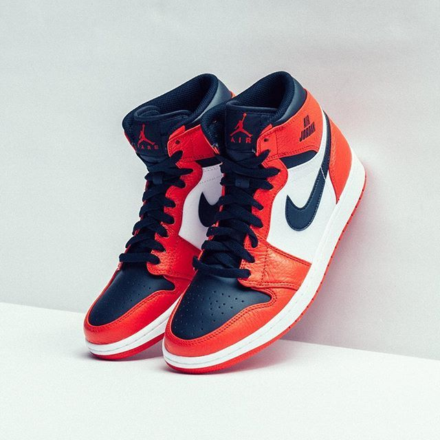 c3f653644376c0 The Air Jordan 1 High Rare Air  Max Orange  is now available at Jimmy Jazz