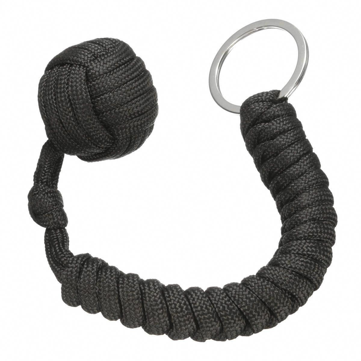 Paracord Monkey Fist Lanyard Steel Ball Self Defense (Free Shipping)   selfdefensebaton d23d4c934