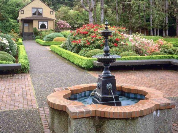 Springbrunnen garten brunnen f r den garten for Gartengestaltung springbrunnen
