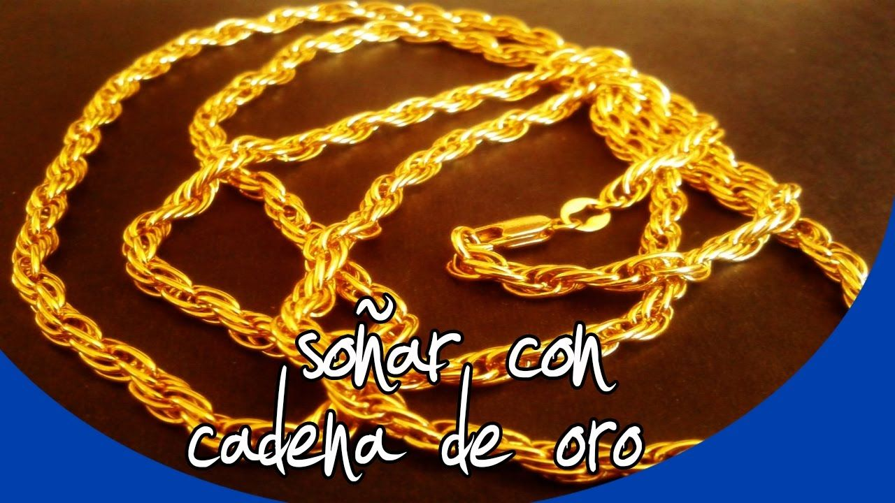 87f692d50d70 ¿Qué significa soñar con cadena de oro