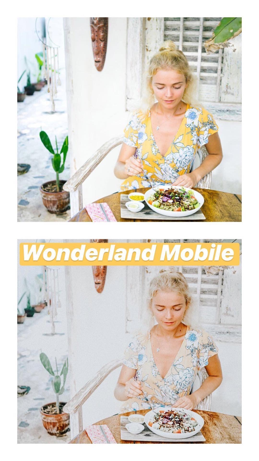 Wonderland mobile lightroom presets Lightroom presets