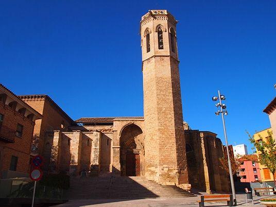 Aun sin conocer exactamente el año de su construcción, el Temple de Sant Llorenç es una de las joyas más preciadas de la ciudad de #Lleida.