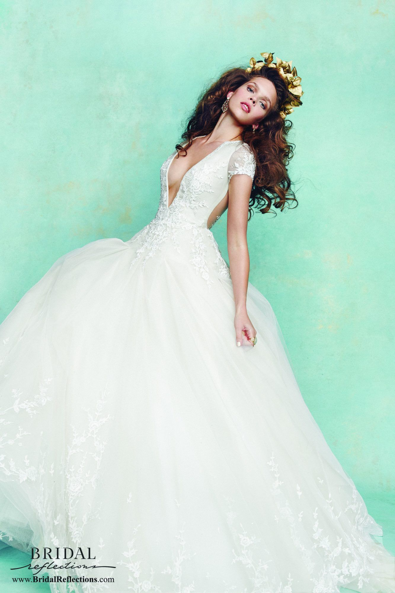 Ines di santo wedding dress and bridal gown collection bridal