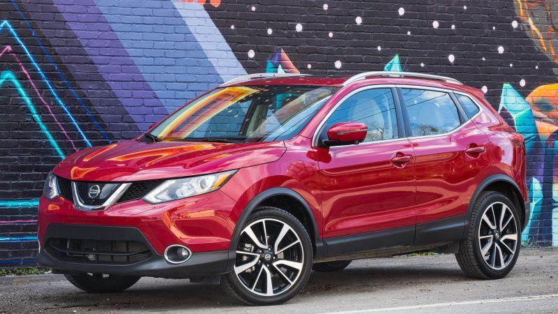 Nissan Rogue Sport more safety equipment standard, higher