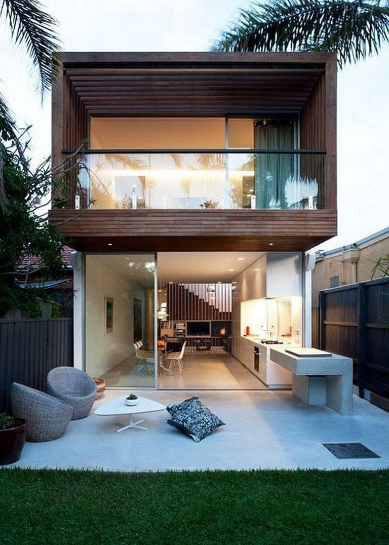 22 Awesome Latest Minimalist Home Design That Will Not Be Eaten In The End Times Homedesign H Minimalist House Design Small House Design Architecture Design