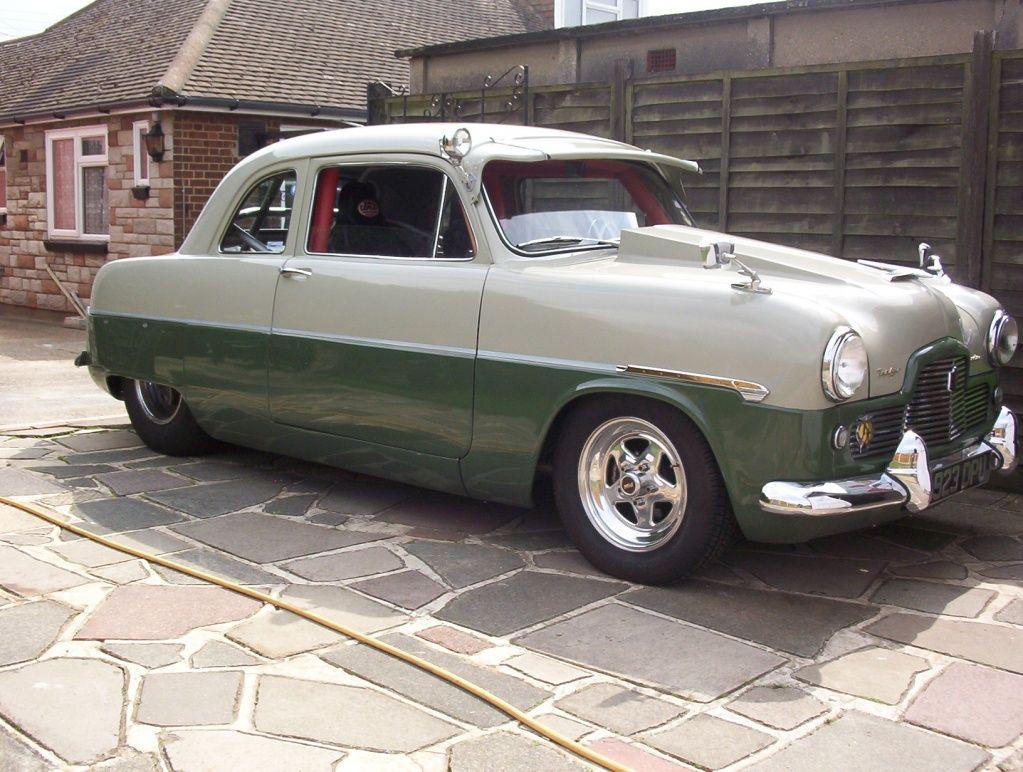 Mk1 pro street zephyr 2 door Veteran car, Classic cars