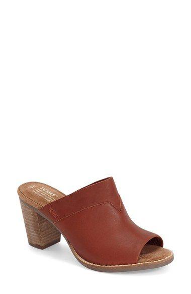 41cd5484f00 TOMS  Majorca  Mule Sandal (Women).  toms  shoes  sandals