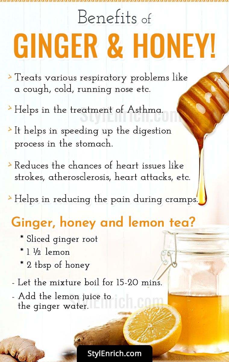 ginger and honey benefits – a healthy ingredient for healthy