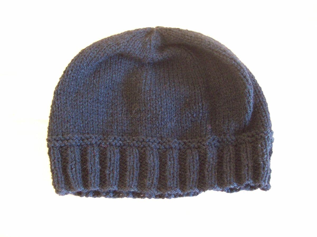 tricoter un bonnet aiguille 4.5