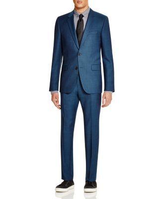 417f3b28 HUGO Twill Aeron/Hamen Extra Slim Fit Suit | Bloomingdale's | Men's ...