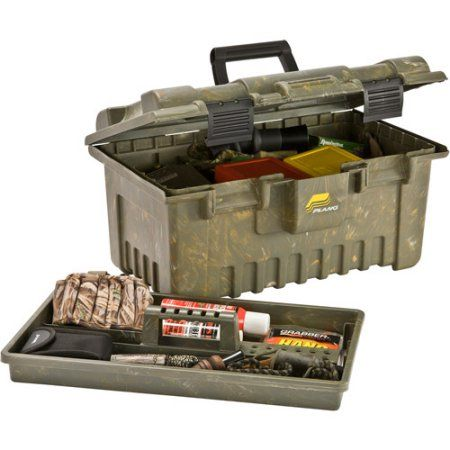 Plano Large Field Case Camo Green Products Hunting Camo
