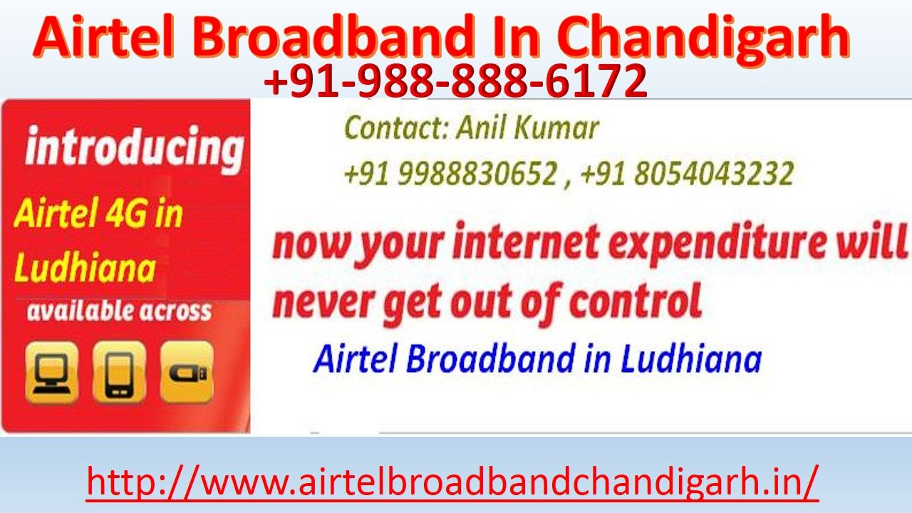 Pin by DoltanLew on Airtel broadband chandigarh Airtel