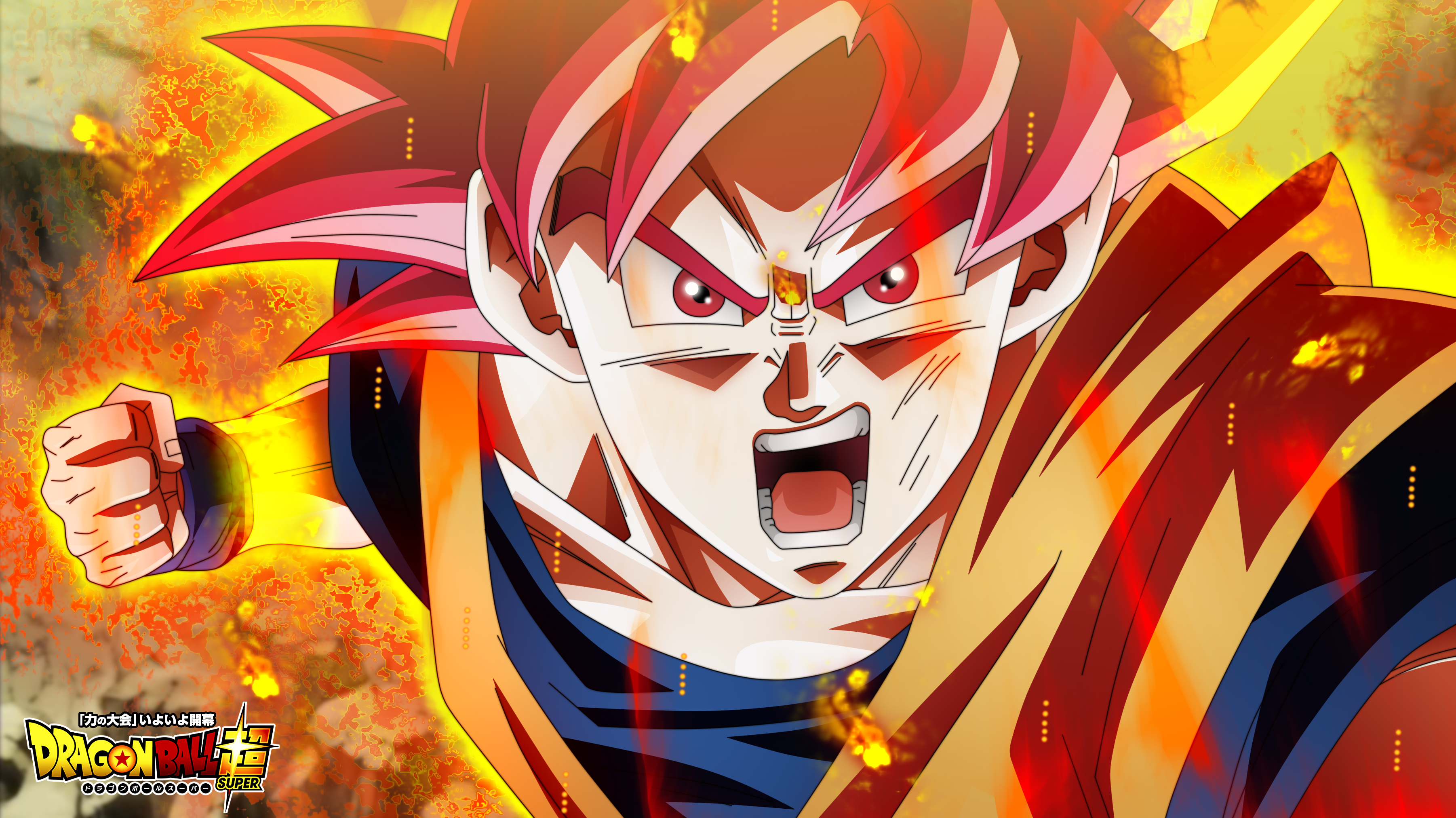 SSG PC wallpaper Goku, Personajes de dragon ball, Dibujos