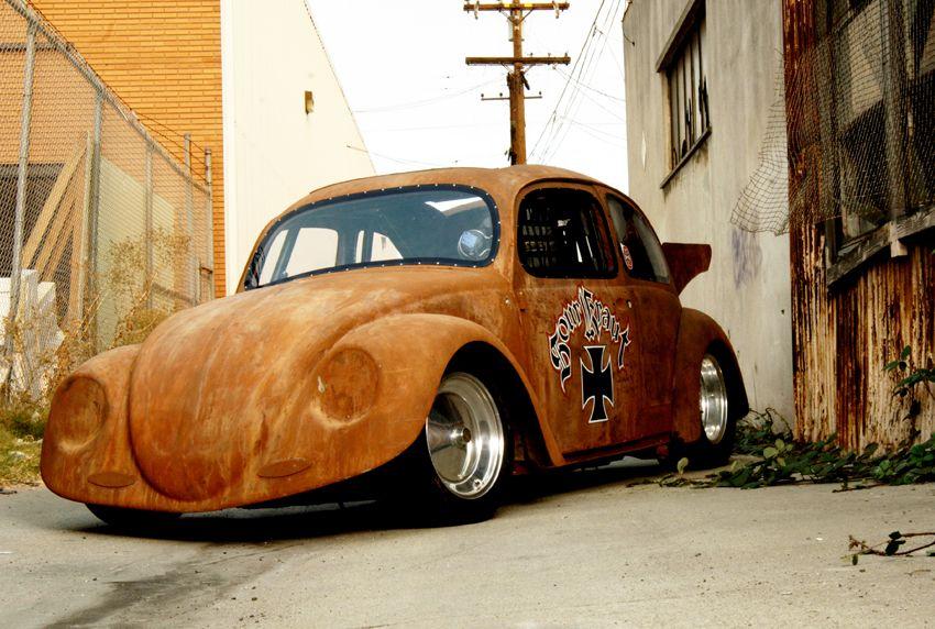 Jesse james sour kraut vw bugs beetles type 1 - Garage volkswagen bois d arcy ...