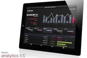 Roambi, Mobile App, Data Visualization acquired by SAP
